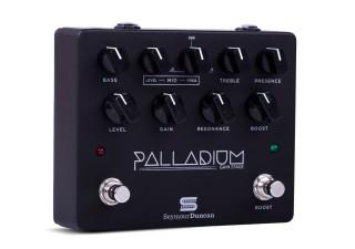 Seymour Duncan PalladiumBlkGain StagePedal